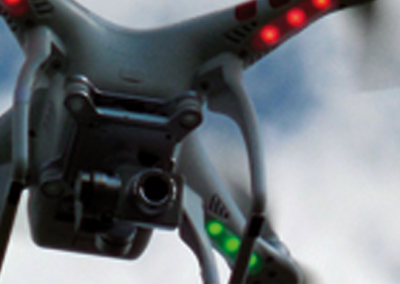 Imágenes drone y Pix4D