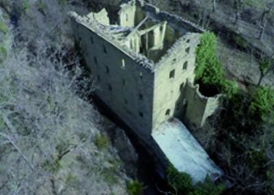 Revisión de estructuras - Antiguo Balneario de Arro