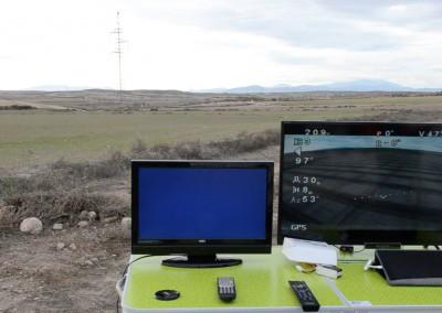 Equipamiento de ACG Drone