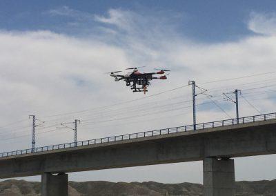 ACG Drone _ Inspeccionando estructuras