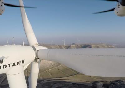 Revisión de parques eólicos