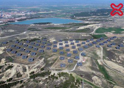 Inspecciones en parques solares con cámara térmica FLIR TAU 2