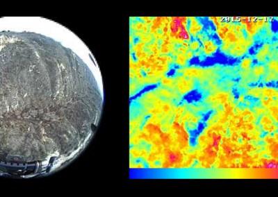 Rastreo - Imagen con térmica ACG Drone