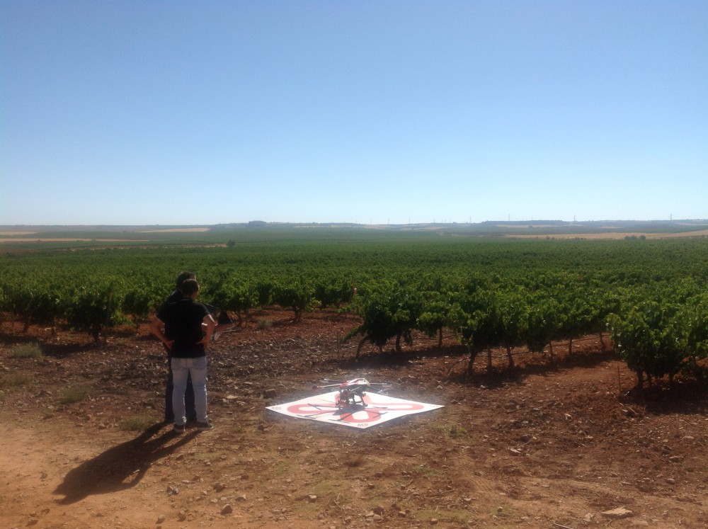 ACG Drone - Operadora de drones equipada para agricultura