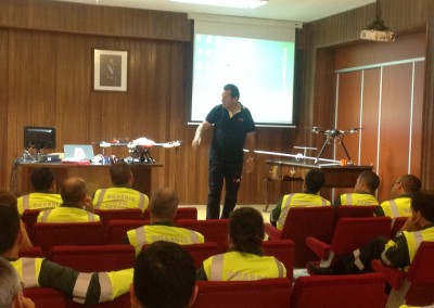 Charlas para la Guardia Civil de Huesca
