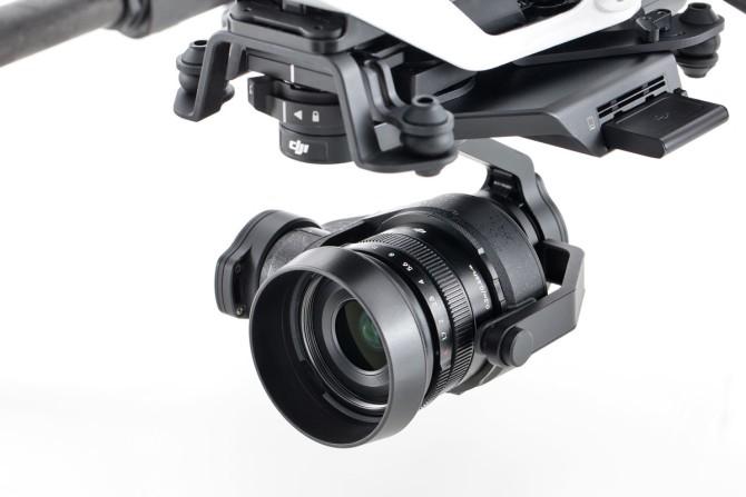 Nuestros drones DJI Inspire 2