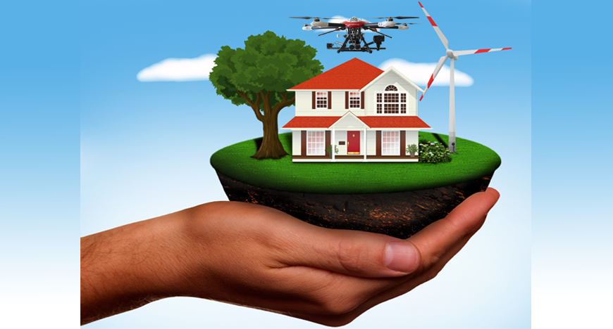 Medioambiente ACG Drone