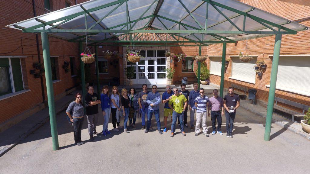 Este curso de formación estaba dirigido a profesores de FP de la familia agraria. Organizado por el CIFPA y Delsat Drones, contó con la colaboración de ACG Drone y el ingeniero especialista en agricultura Eduardo Owen
