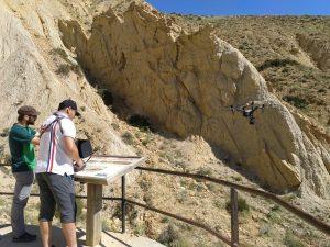 ACG Drone_Paleontología_Yacimiento Paleontológico Megaplanolites Bueña_Toma de imágenes para Mapa3D_Arqueología