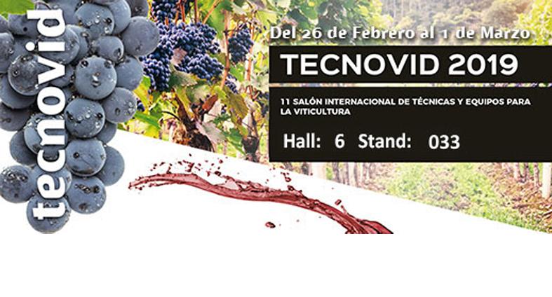 TECNOVID – ACG Drone participará mostrando la aplicación de los drones en agricultura