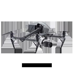 Cuadricóptero DJI Inspire 2