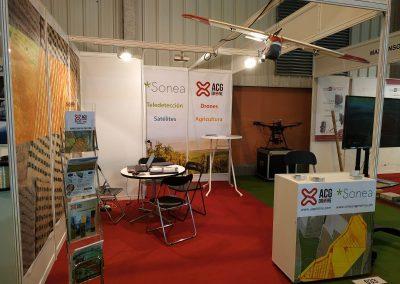 ACG Drone_Sonea_Stand Tecnovid 2019_Viñedo_Olivar