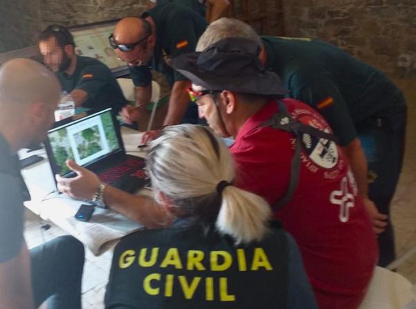 ACG Drone participa con sus drones en la búsqueda de Jesús Río en el Pirineo aragonés